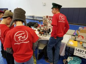 REACT - Robotics and Engineering in Allegany County Together, Inc.