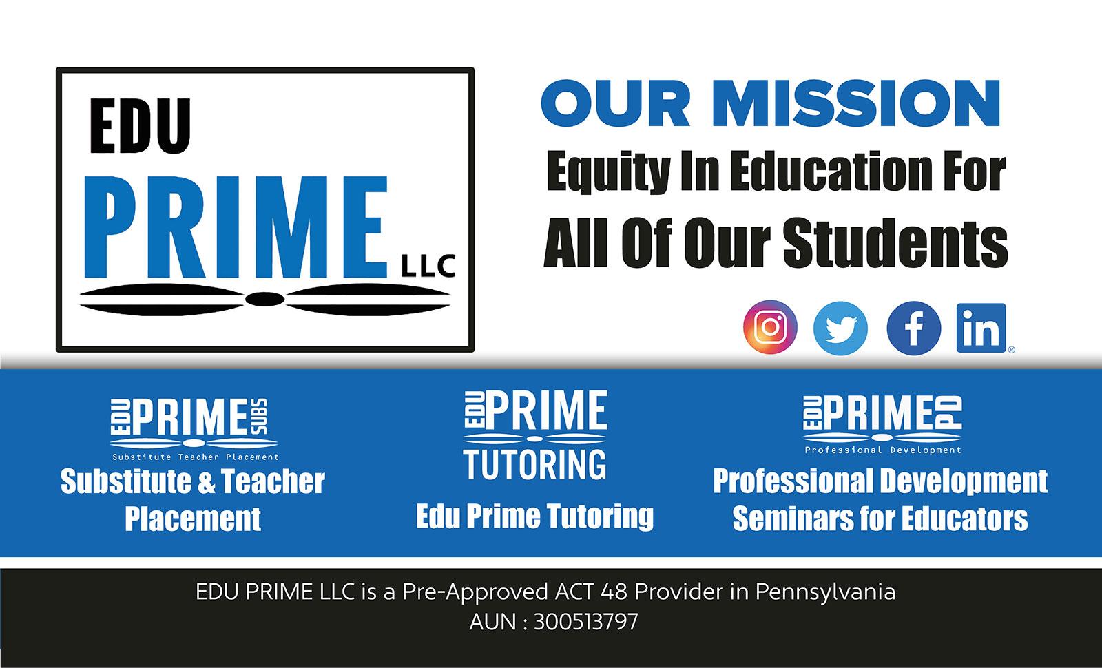 Edu Prime Banner