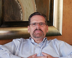 Headshot of David Sheehan