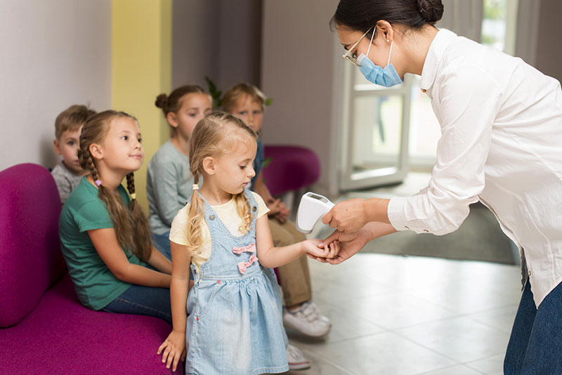 Pandemic Teacher Shortages Imperil In-Person Schooling