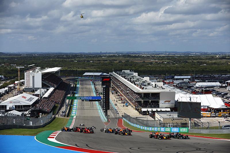 Max Verstappen vence o GP dos Estados Unidos