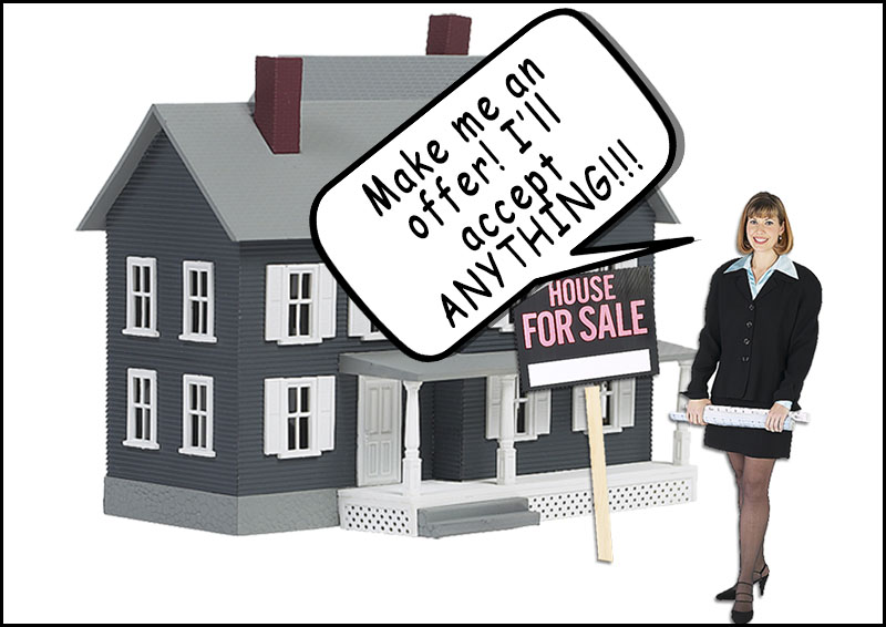 house not selling