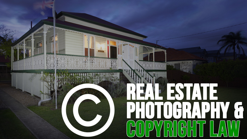 Real estate photography and copyright law