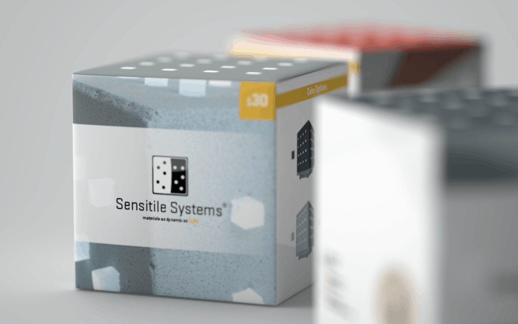 sensitile-package-design