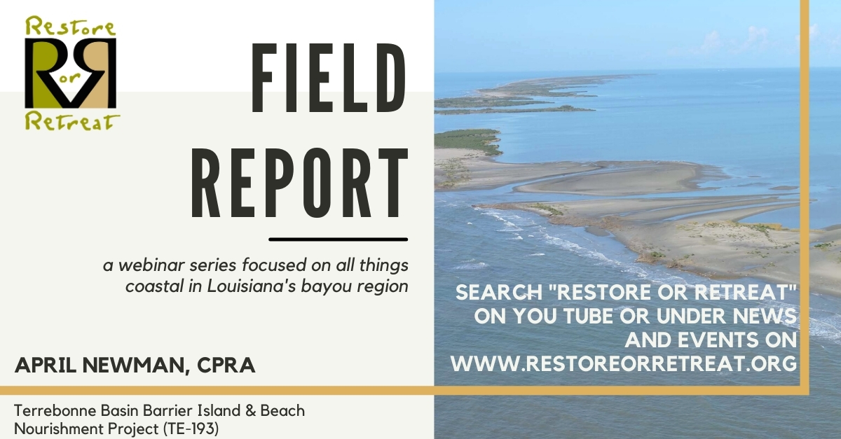 Field Report Webinar Series Is Back!