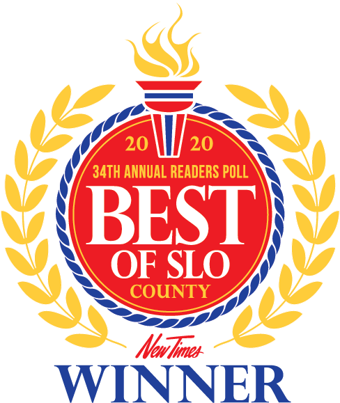 best of slo county 2020 winner