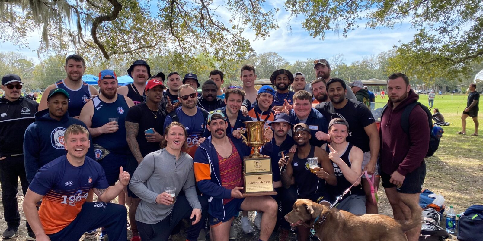 Cleveland rocks St. Patrick's Day Rugby tourney in Savannah