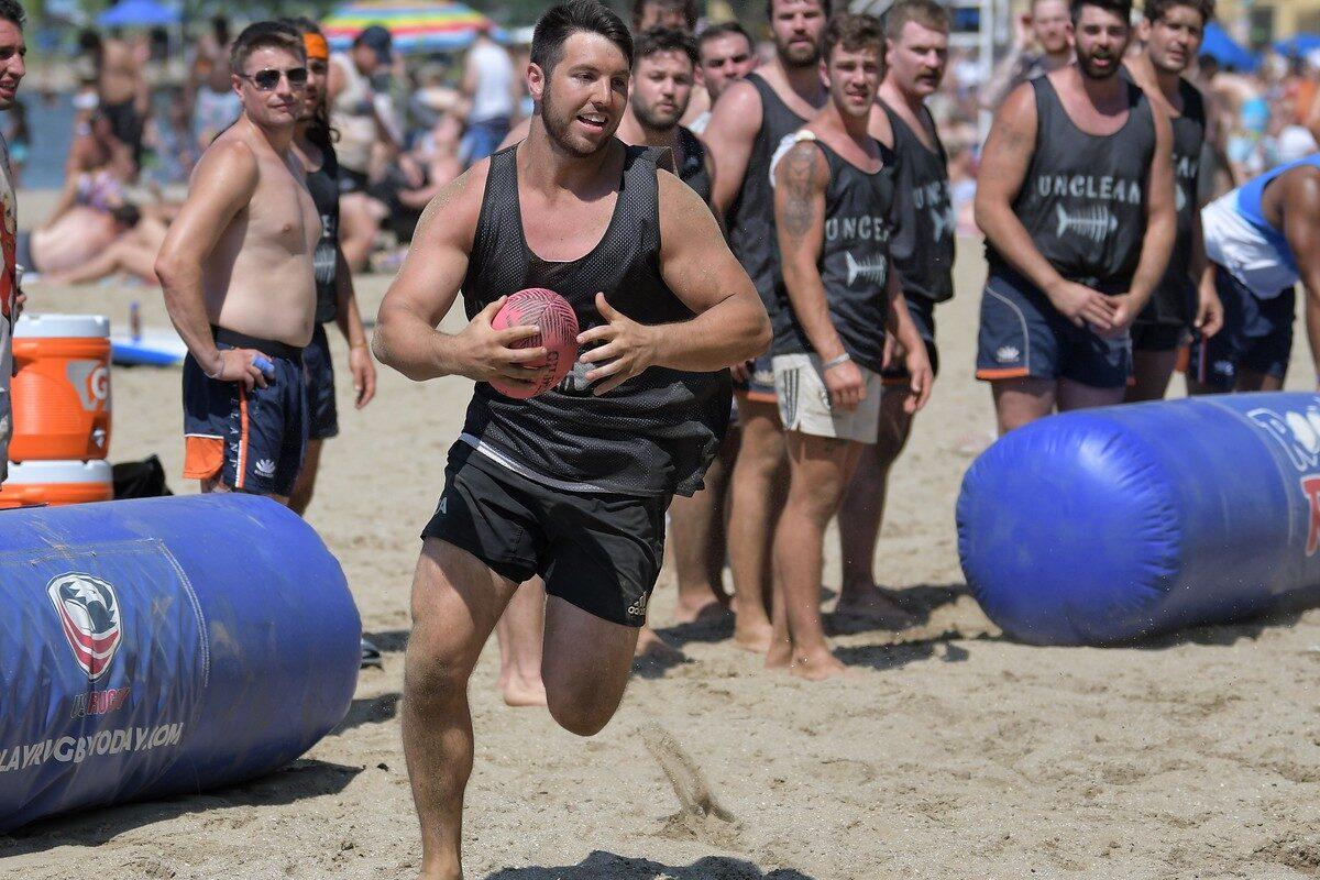 USA Beach Rugby Registration Form