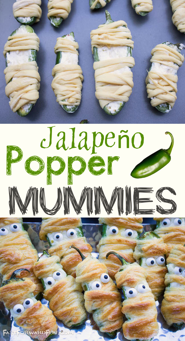 Super cute Halloween party snack idea!! (video tutorial and lots of step-by-step photos). Fast Forward Fun