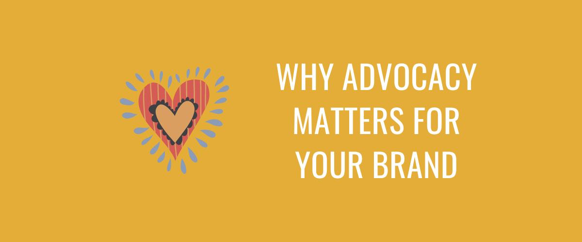 advocacy and branding