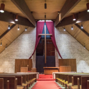 a church in Alexandria