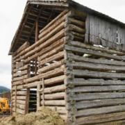 a barn in Blacksburg