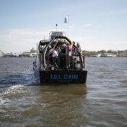SOS Marine, a boat