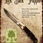 Tuna Valley Cutlery Gallery - 2012 Lockback - Burnt Stag