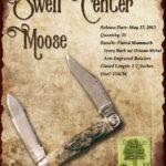 Tuna Valley Cutlery Gallery - 2013 Moose - Mammoth Ivory