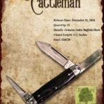 Tuna Valley Cutlery Gallery - 2016 Cattleman - Buffalo Horn