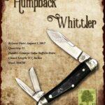 Tuna Valley Cutlery Gallery - 2017 Humpback Whittler - Buffalo Horn