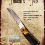 Tuna Valley Gallery - 2020 Phoenix Jack in Burnt Stag with 154CM