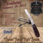 Excelsior Knife Co. gallery - El Gallo - Chuck Hawes - Black Lip Pearl