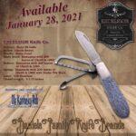 Excelsior Knife Co. gallery - El Gallo - Chuck Hawes - Brain Coral
