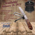 Excelsior Knife Co. gallery - El Gallo - Chuck Hawes - Fern Wood