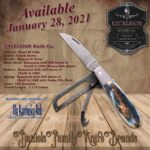Excelsior Knife Co. gallery - El Gallo - Chuck Hawes - Mammoth Wharncliffe