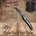 Excelsior Knife Co. gallery - Sea Serpent - Chuck Hawes - Purple Elder W2