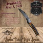 Excelsior Knife Co. gallery - Sea Serpent - Chuck Hawes - Stag Damascus