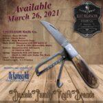 Excelsior Knife Co. gallery - El Gallo - Chuck Hawes - Mammoth