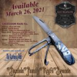 Excelsior Knife Co. gallery - El Gallo - Chuck Hawes - Crosscut Mammoth