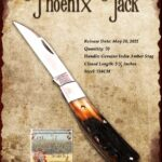 Tuna Valley Gallery - 2021 Phoenix Jack in Amber Stag with 154CM