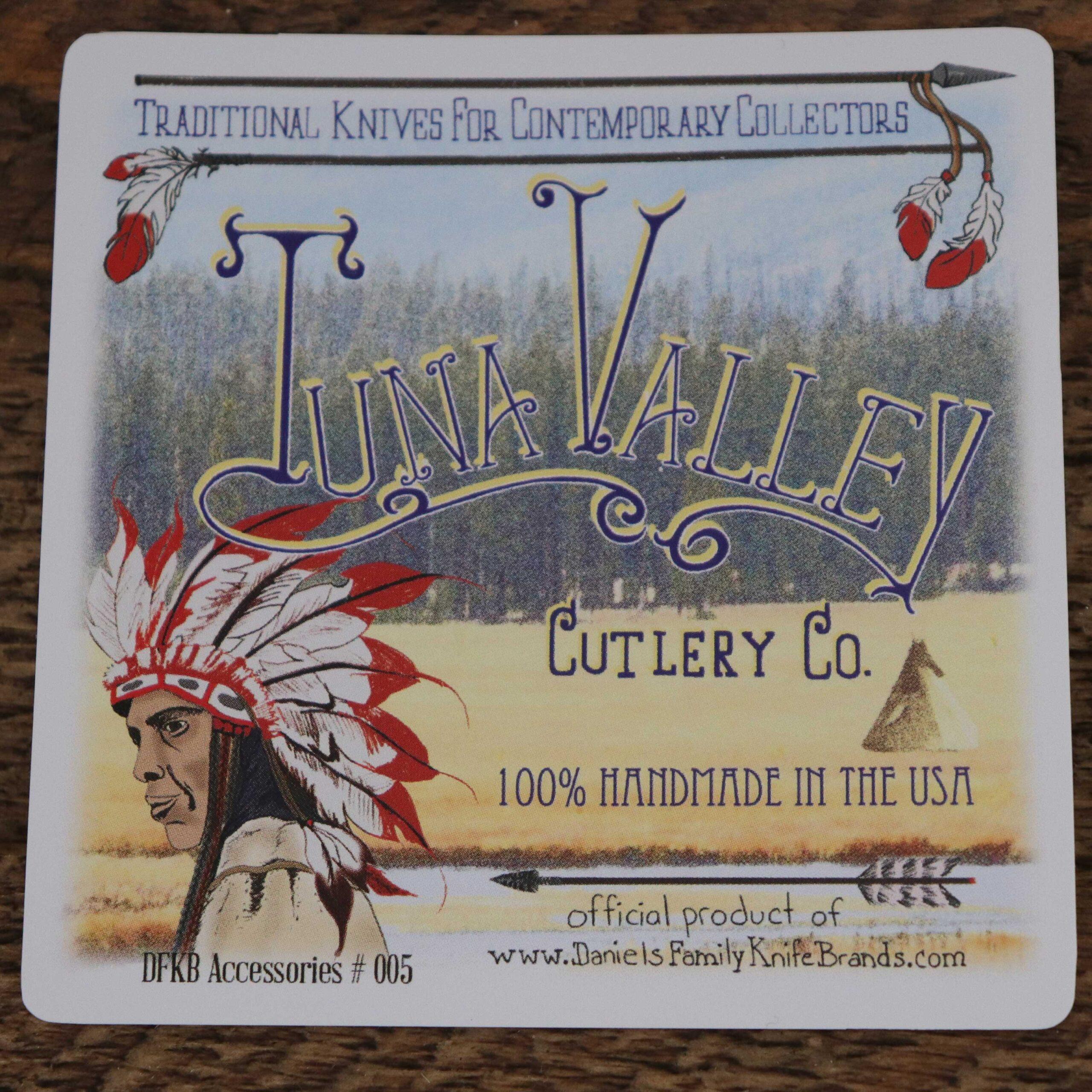 DFKB Accessories 005 - Tuna Valley sticker