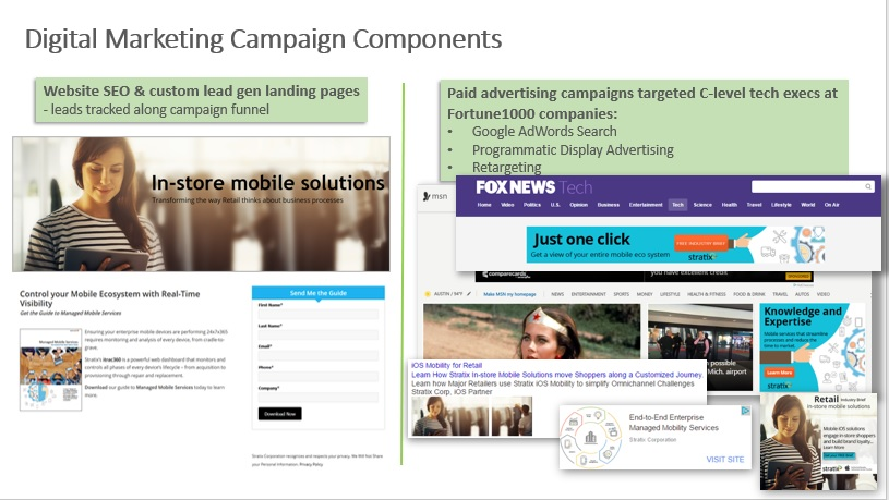 Vast-Interactive-Digital-Marketing-B2B-Lead-Gen-Campaign-Components