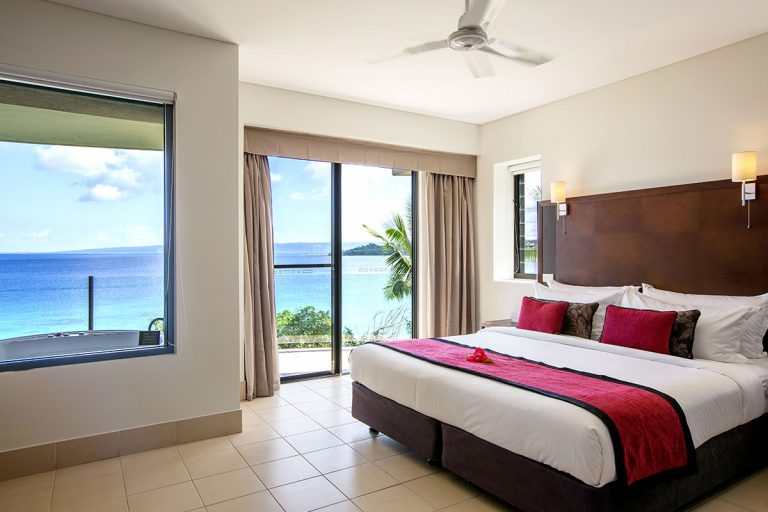 Spacious self contained apartment in the heart of the Whitsundays