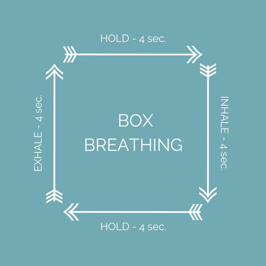 Box Breathing Technique