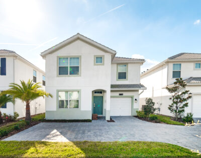 4738 Beautiful 6 bedroom, 5 minutes from Disney parks