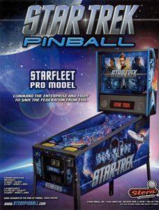 Star Trek pinball