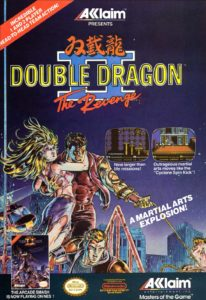 Double-Dragon 2-arcade game graphic