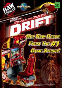drift-flyer game graphic