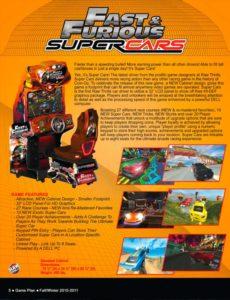 Fast n Furious Super Cars
