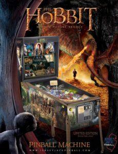 The Hobbit pinball