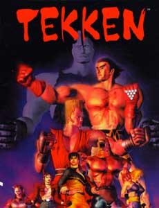 Tekken game graphic