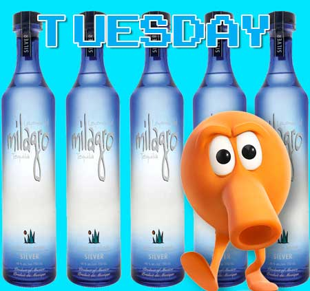 Tuesday Milagro special