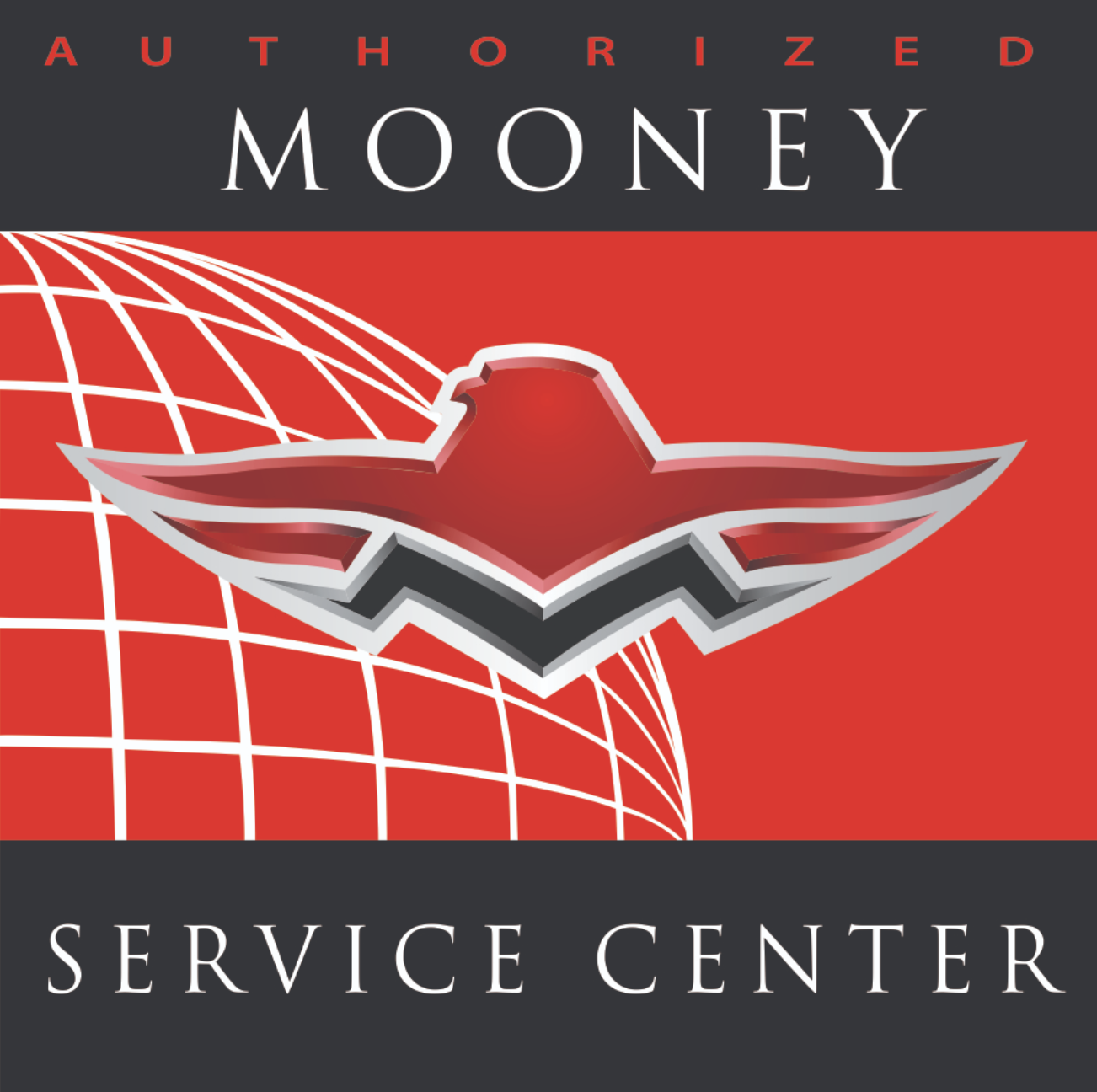 Mooney Service Centr Logo