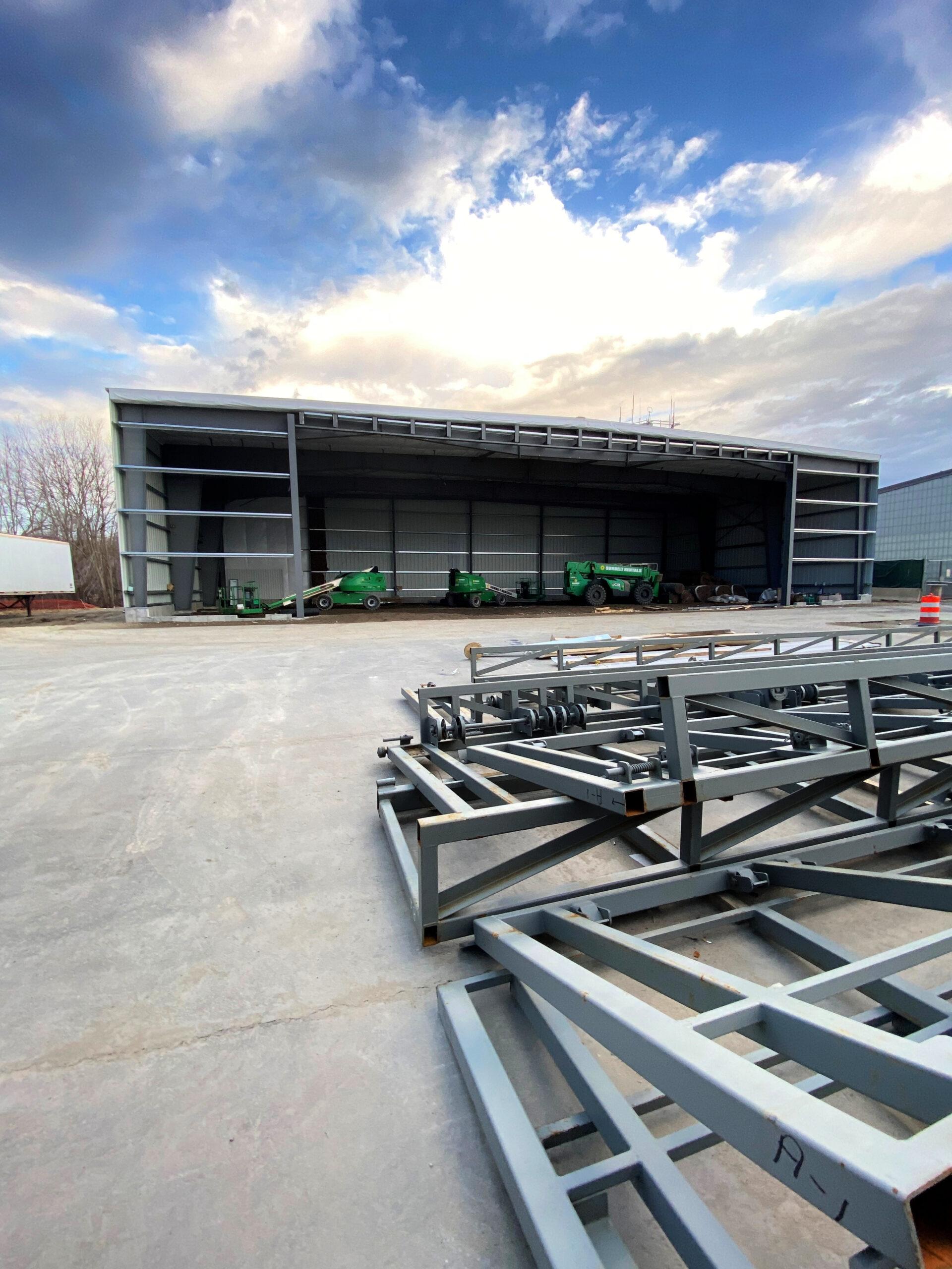 New Hangar 1