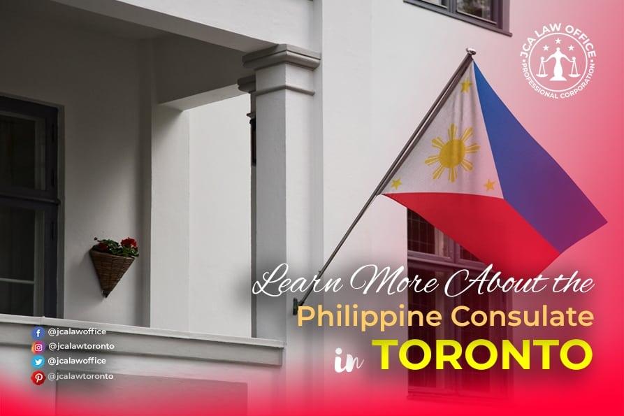 Philippine Consulate in Toronto