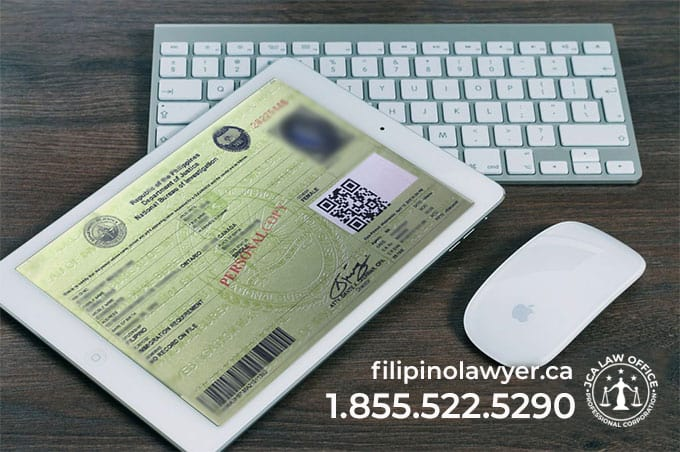 nbi-clearance-with-apple-keyboard-jca-law-office-professioonal-corporation