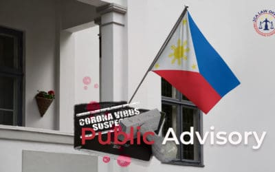 COVID Update: Clients with pending NBI & PSA NSO application