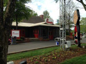 Carowinds Amusement Park Restaurant Transformation