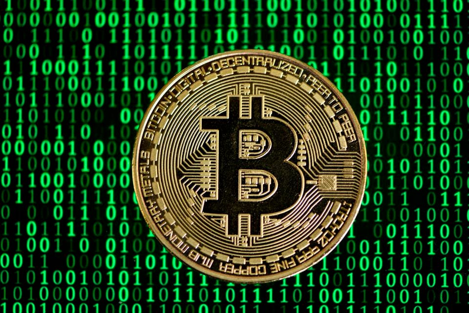 Bitcoin – this is the zone